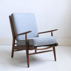 Image of Mid-century Lounge chair (2 available)