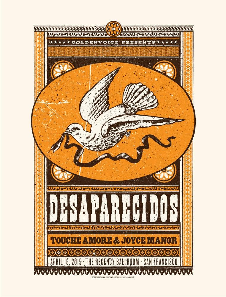 Image of Desaparecidos - San Francisco 2015