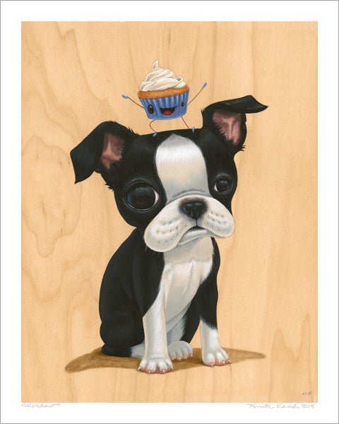 "Image of ""Winslow"" Giclee Print"
