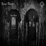 Image of Nocturnal Depression 'Spleen Black Metal' T-shirt