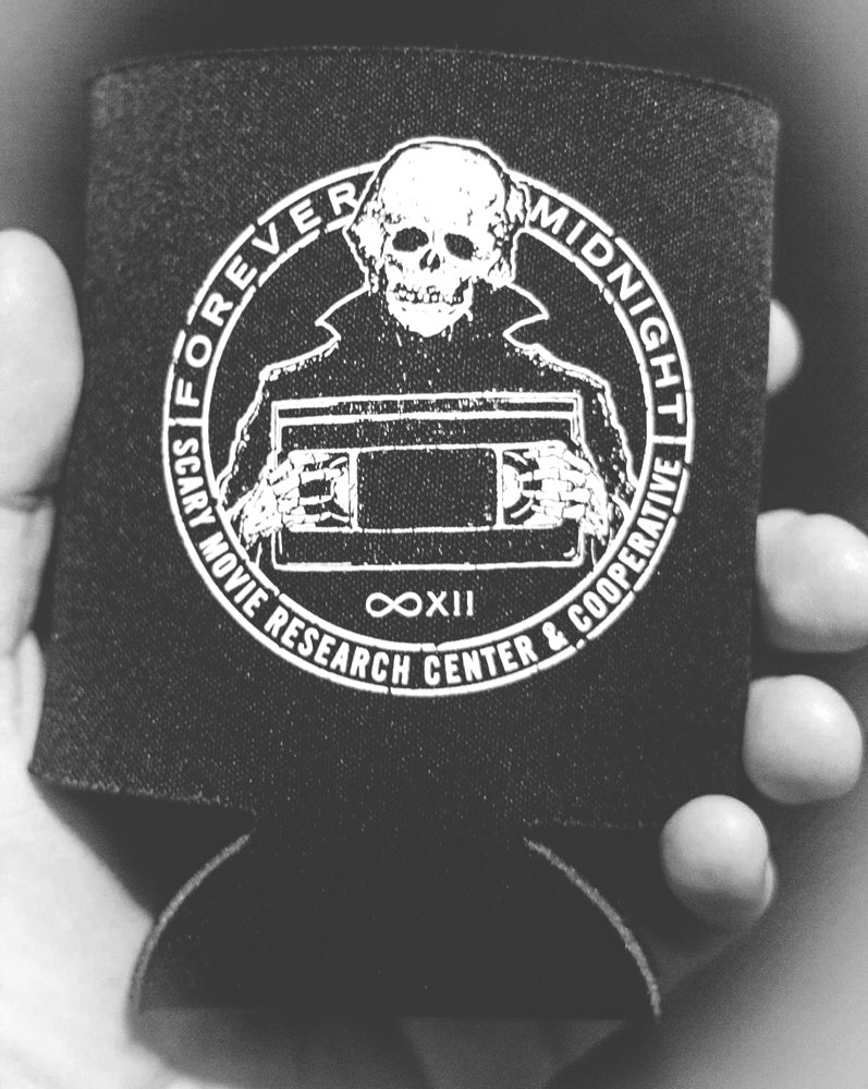 Image of Forever Midnight Koozie
