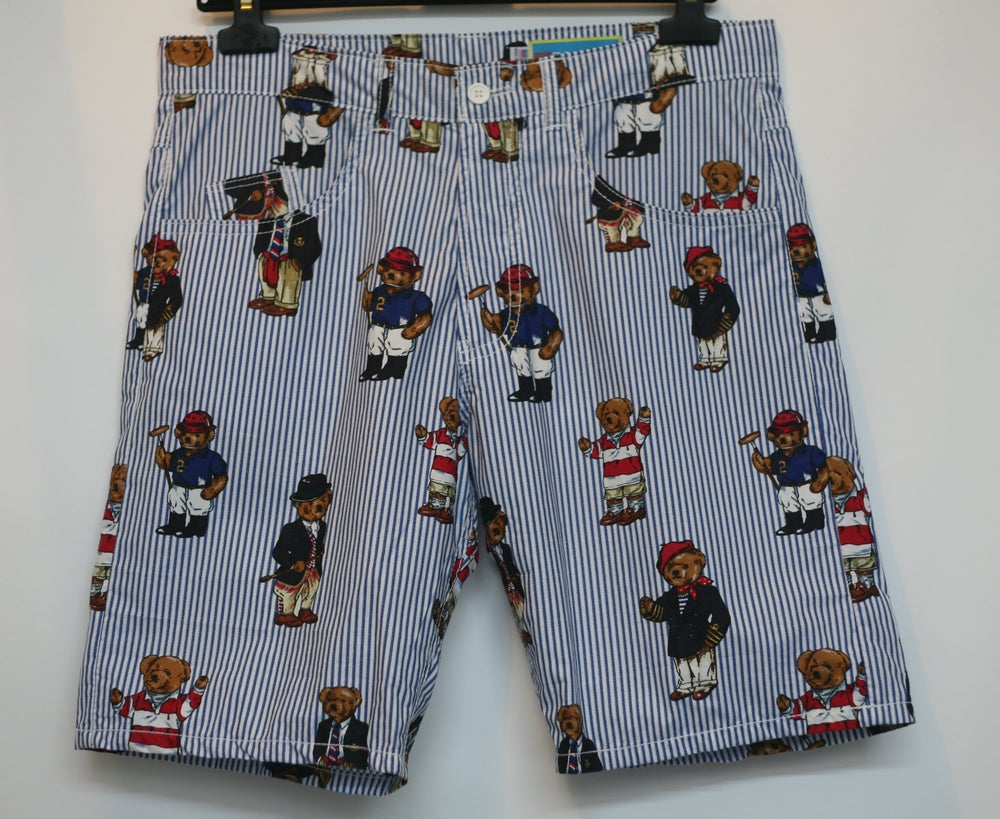 Image of Teddy Bear Shorts