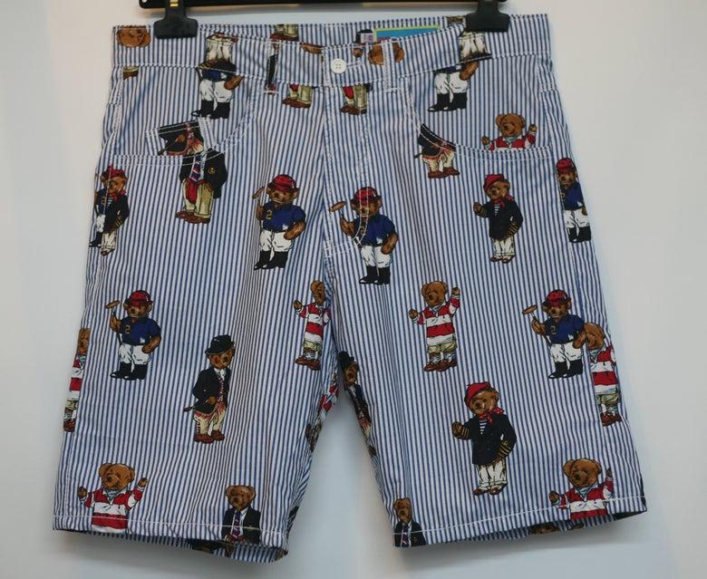 Image of Teddy Bear Shorts