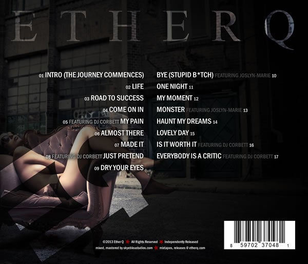 Image of Ether Q - Almost There (Digital Download)