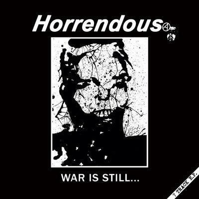 "Image of Horrendous War Is Still 12"" EP Pre-Order"