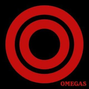 Image of OMEGAS s/t 7 EP color vinyl
