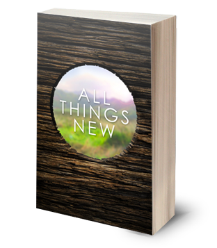 "Image of ""All Things New"" Paperback Novel"