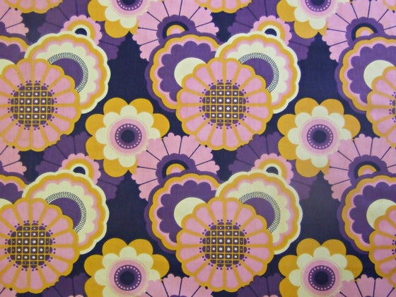 Image of Heals 'Florida fabric - fat quarter