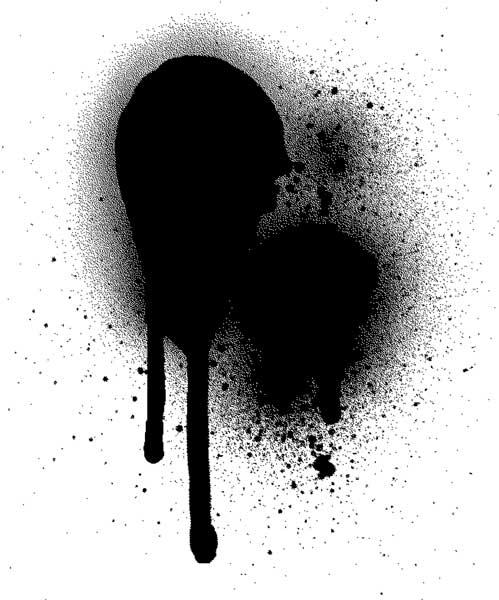 Image of *Free Spray Paint