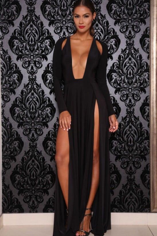 Image of Envy dress (black)