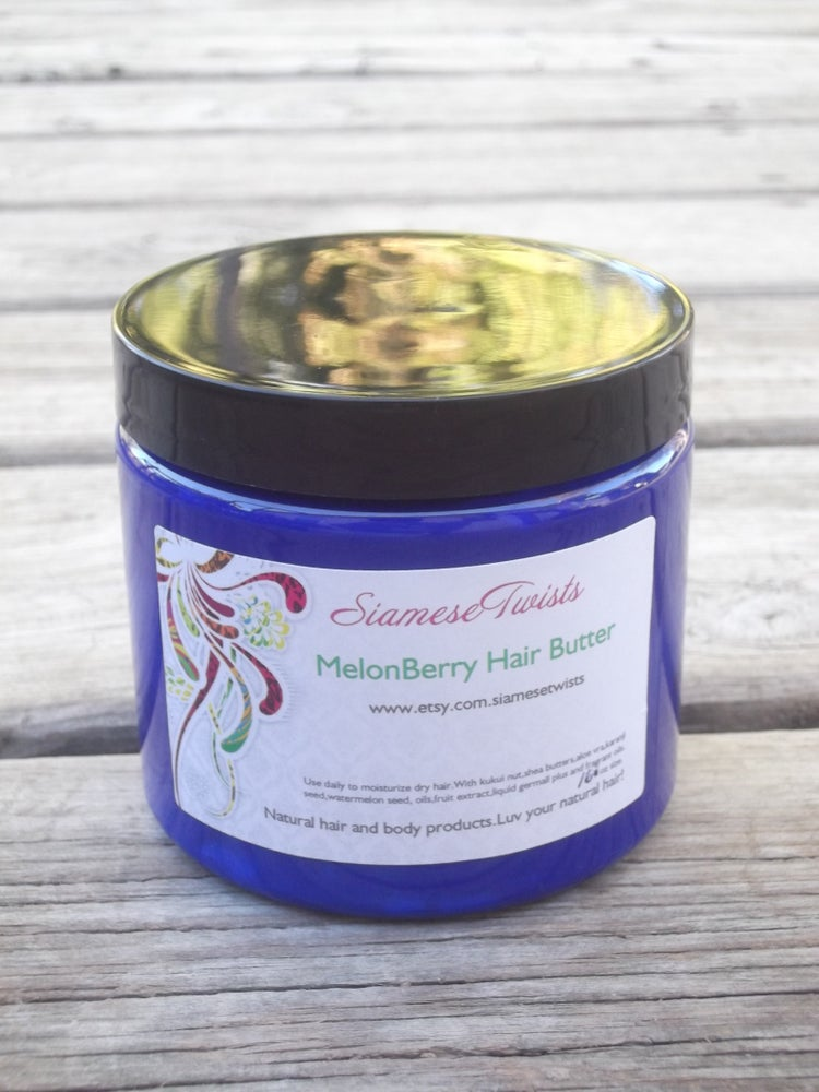 Image of Melonberry Hair Butter