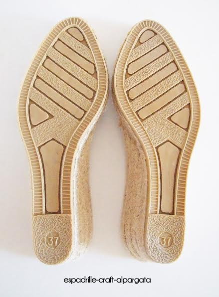 Image of espadrille soles m3 - 5cm heel