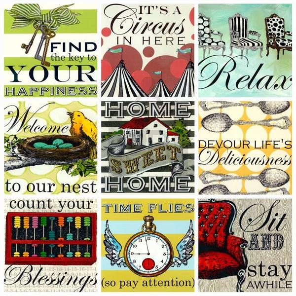 Image of Home: sweet sayings