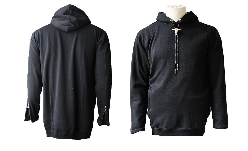 Image of Bolo Tie Hoodie