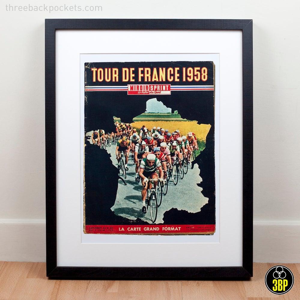 Image of Miroir Sprint 1958 Cover Print