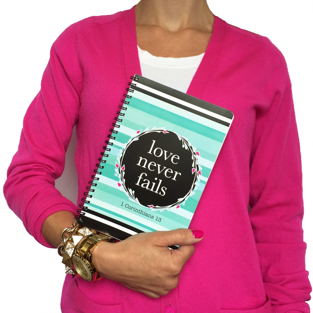 Image of Journal: Love Never Fails