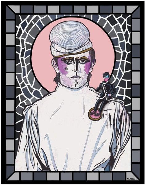 Image of Saint Steve Strange (Visage)