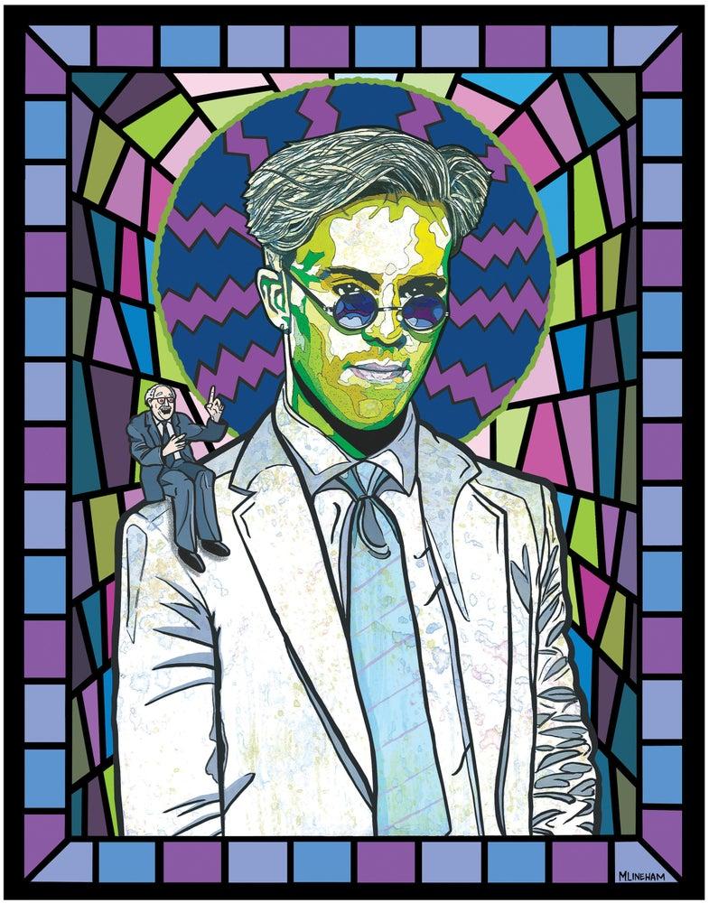 Image of Saint Thomas Dolby