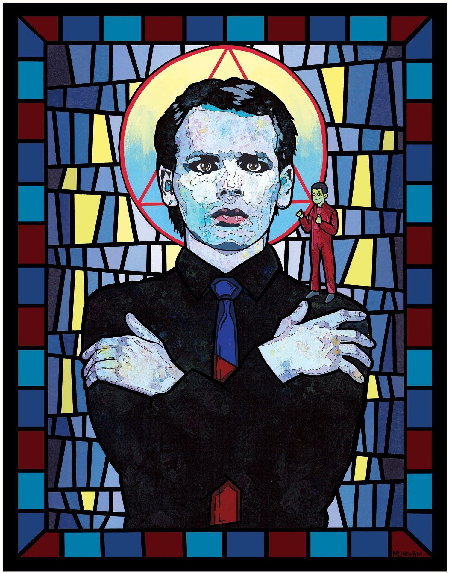 Image of Saint Gary Numan