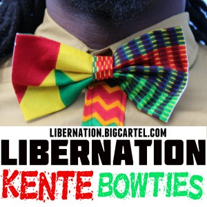 Image of LiberNation Kente Bowtie