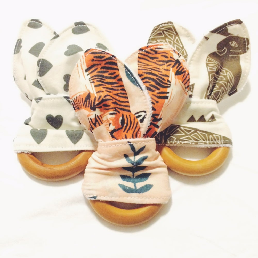 Image of Wooden Teethers
