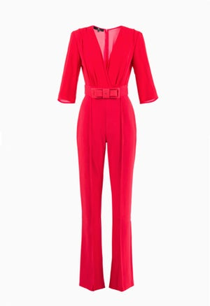 Image of FUXIA JUMPSUIT