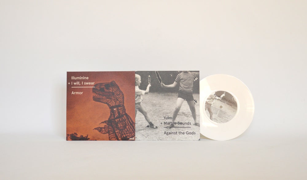 Image of Unday & Zealrecords present: Armor / Against the Gods (LAST COPIES)