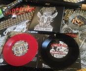 "Image of Motörized Metal (split w/ Whipstriker) | 7"" EP"