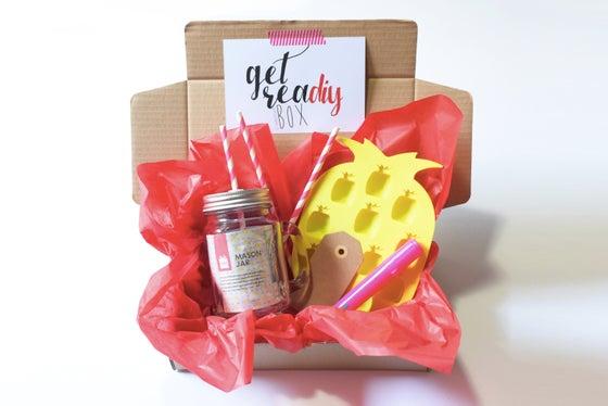 Image of Get reaDIY BOX #3 (rose)