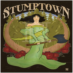 Image of Stumptown - Art Print