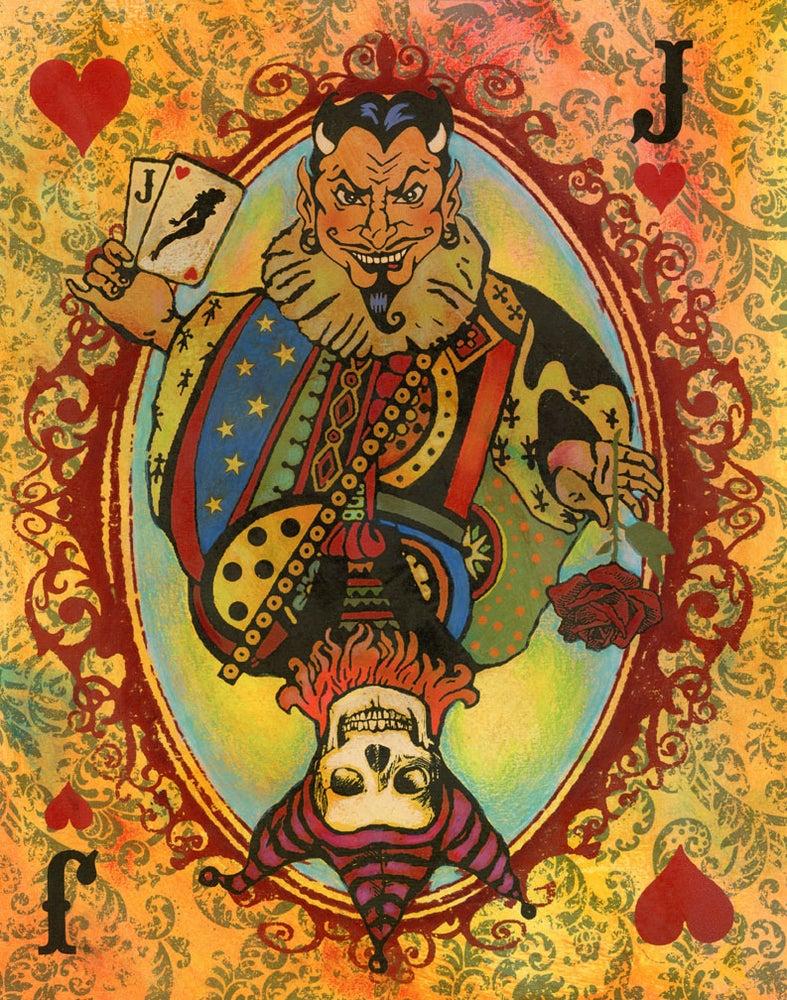 Image of The Joker Card