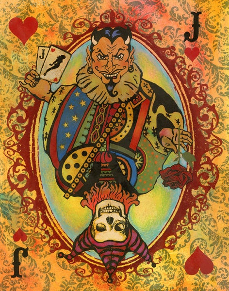 Image of The Joker Card