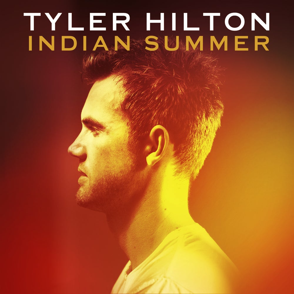 "Image of Tyler Hilton ""Indian Summer"" Digipak Cd With 12 Page Art/Lyric Booklet"