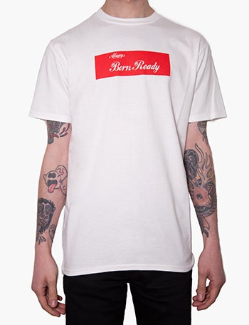 Image of Always Born Ready Short Sleeve T-shirt