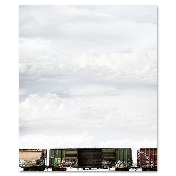 Image of Train #1