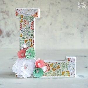 Image of Taller de deco craft de mesas dulces estilo shabby chic