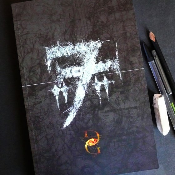 "Image of ""7"" sketchbook Classic Edition"