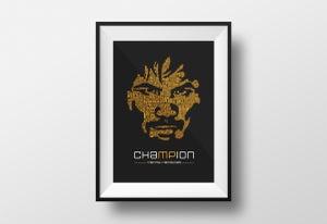 Image of chaMPion PRINT  -  S A L E