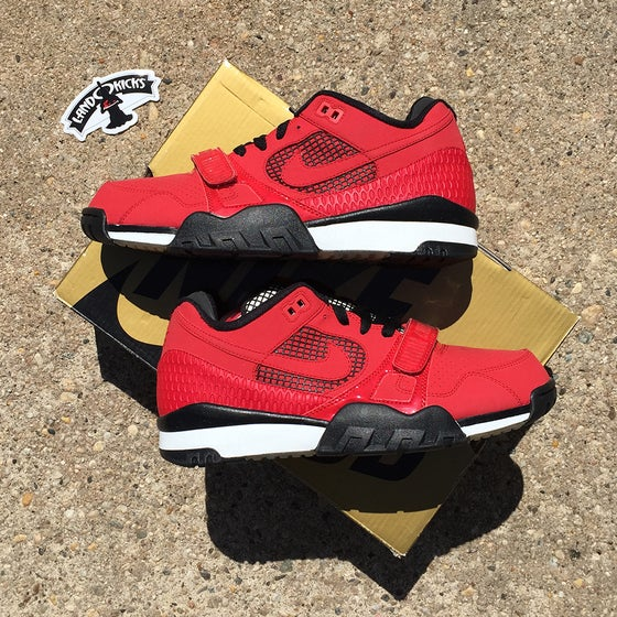 Image of Nike Air Trainer 2 SB 'Supreme'
