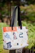 Image of ABC Chart Shopping Bag