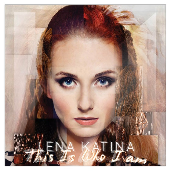 "Image of LENA KATINA ""THIS IS WHO I AM"" 2014 ALBUM ITALIAN EDITION"