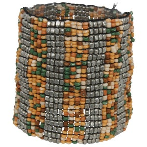 Image of Zulu Bracelet (Jungle Green) by Eb&Ive