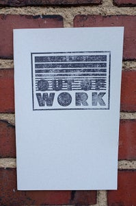 Image of Out of Work Zine 2
