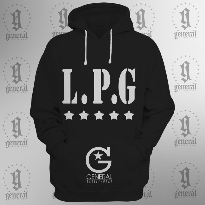 Image of Left Poccet General G Hoodie