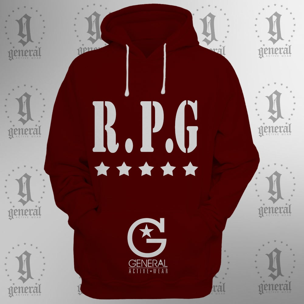 Image of Right Pocket General G Hoodie