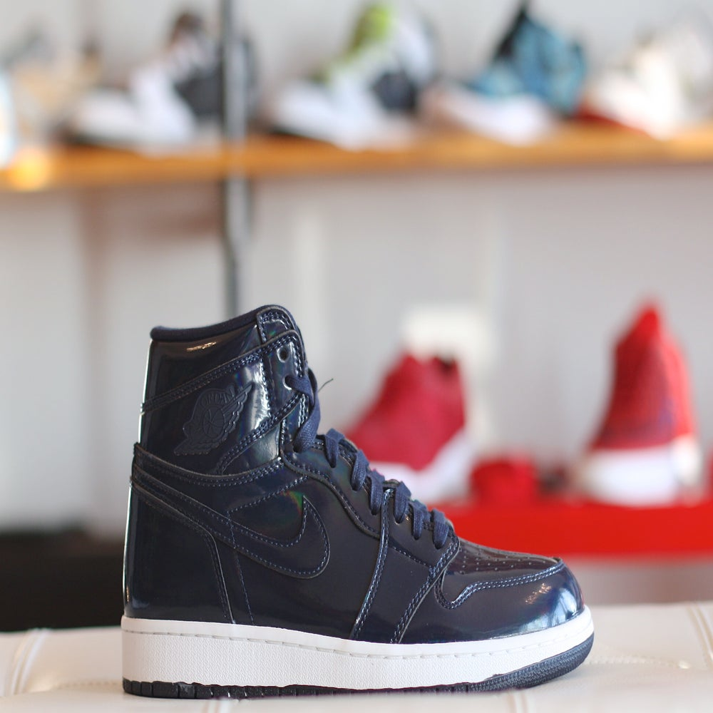 Image of AIR JORDAN RETRO 1 X DOVER STREET MARKET