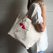Image of Sheepmoji tote