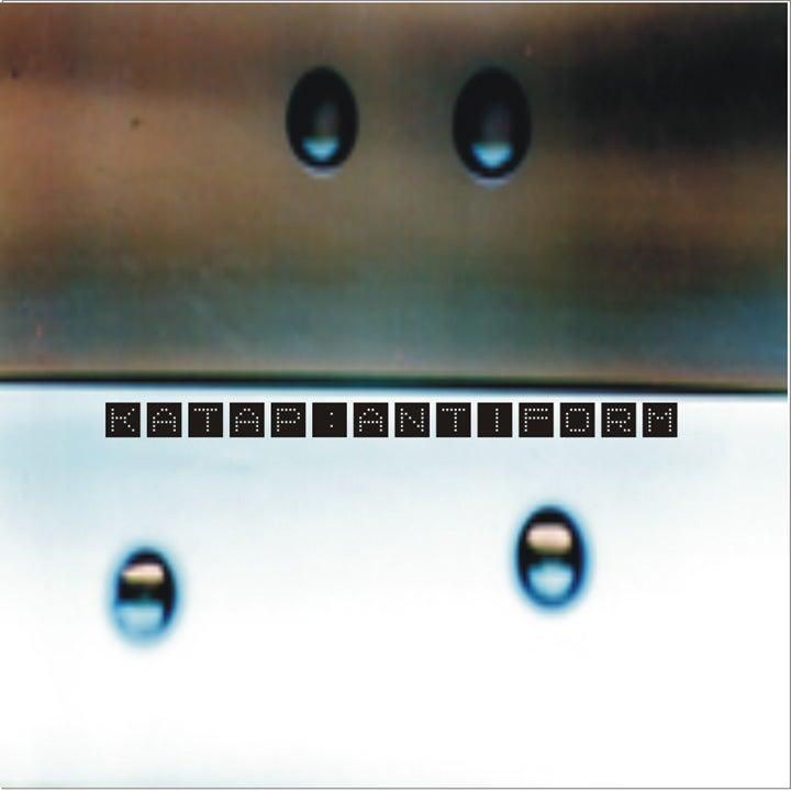 """Image of KATAP - """"Antiform"""" (2007) - CD"""