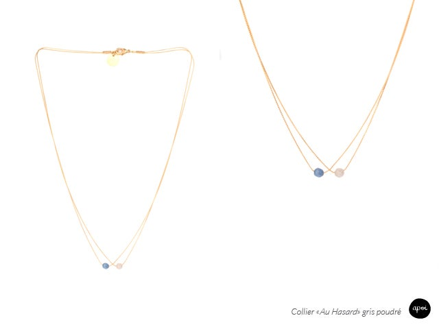 Image of PROMO -50% ! Au hasard - Collier