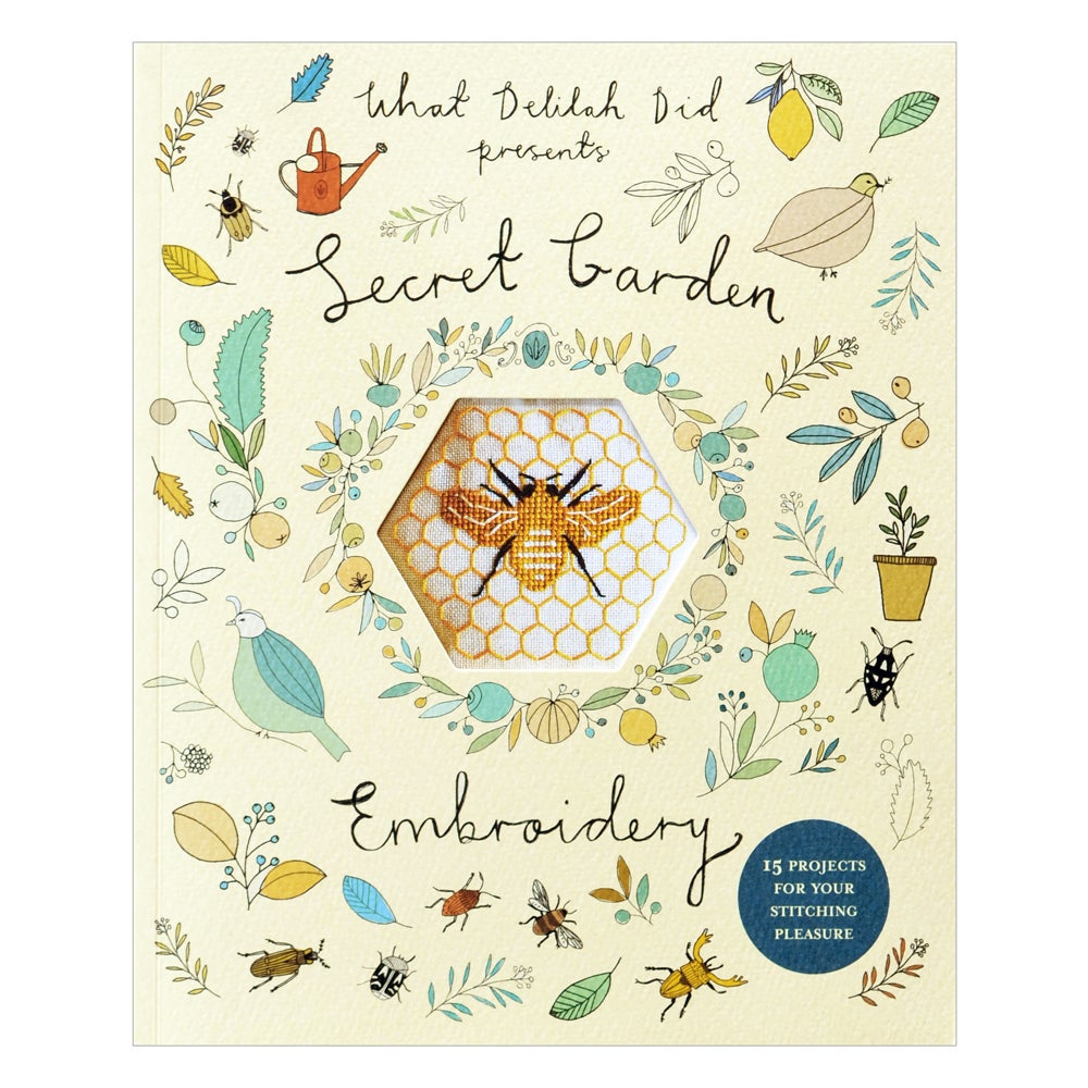 Image of Secret Garden Embroidery